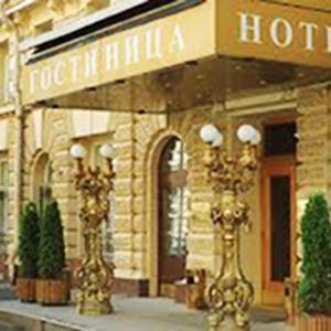 Гостиницы Ракитного