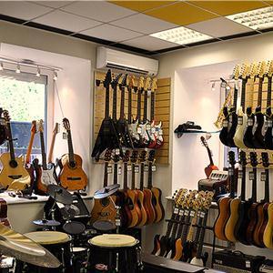 Музыкальные магазины Ракитного