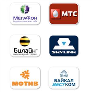 Операторы сотовой связи Ракитного